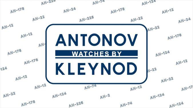 Презентация Antonov Watches by Kleynod