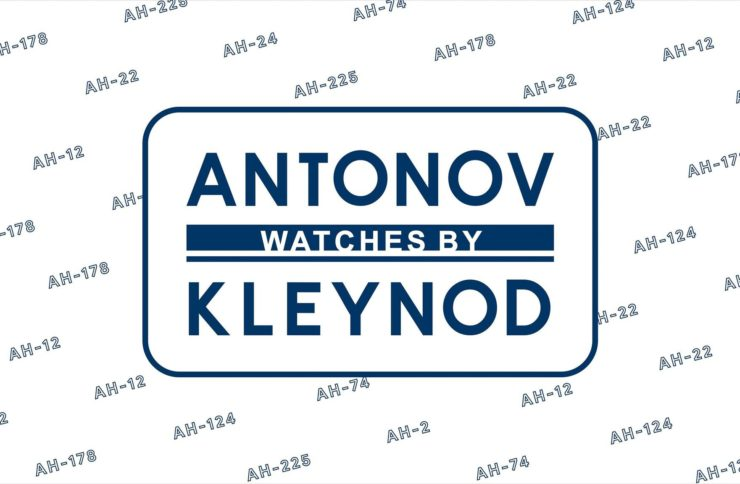Презентація Antonov Watches by Kleynod